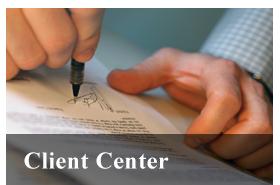 View Our Client Center