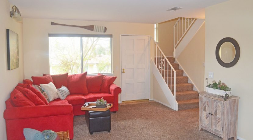living room, entry and staircase 1